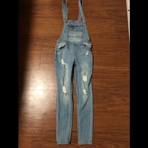 Almost Famous Overalls